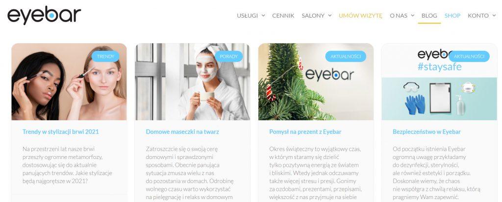 Blog kosmetologiczny todoskonałe narzędzie content marketingu. Simpliteca