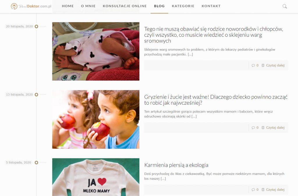 Blog PaniDoktor - Simpliteca
